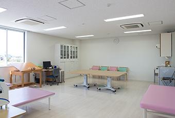 リハビリテーション室:作業療法室