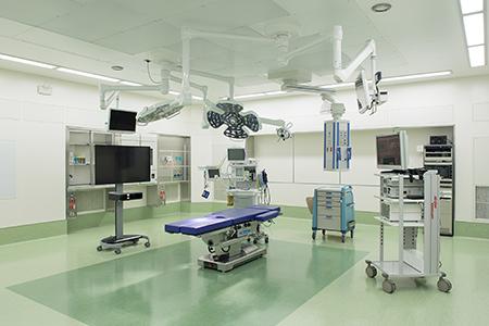 手術室(バイオクリーンルーム)